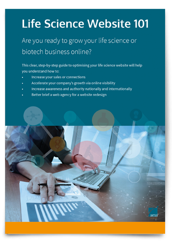 Life Science Website 101 The definitive guide